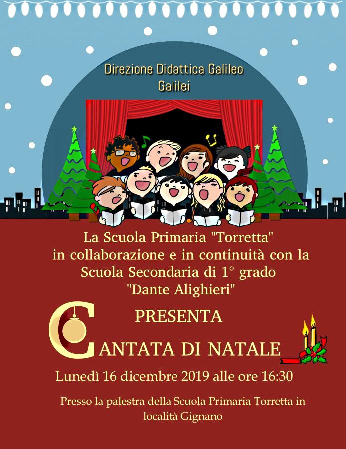 """""""CONCERTO DELLE FESTE"""" Lunedì 16 Dicembre 2019  alle ore 16,30"""